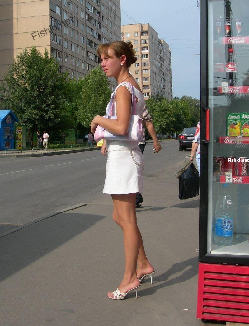 женские ножки на московских улицах видео это