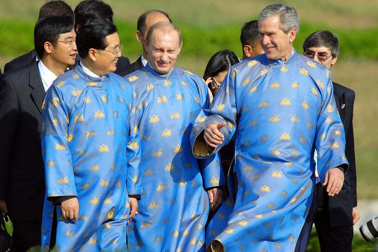 Прощание с Бушем (22 фото)