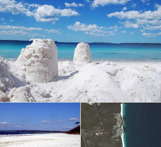 Разноцветный песок (+15 фото)