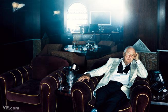 Март 2008: продюсер Джерри Вайнтрауб (Jerry Weintraub). Photograph by Norman Jean Roy