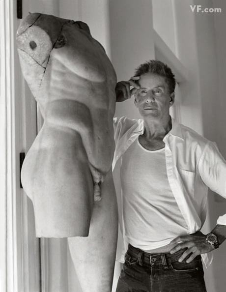 Апрель 2008: Кельвин Кляйн (Calvin Klein). Photograph by Bruce Weber