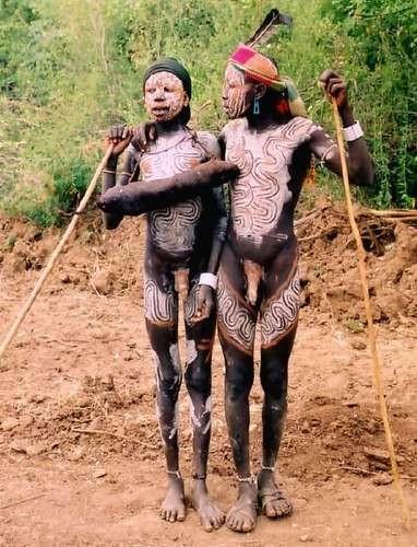 Сексуальные обычаи племен онлайн