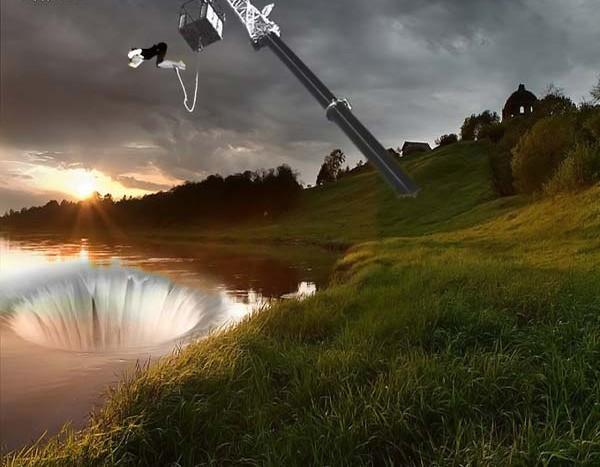 Прикольная обработка фотографий (161 фото)