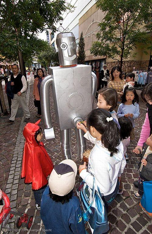 Робот извращенец (7 фото)