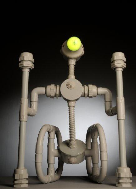 Robolamp - робот-светильник (15 фото)