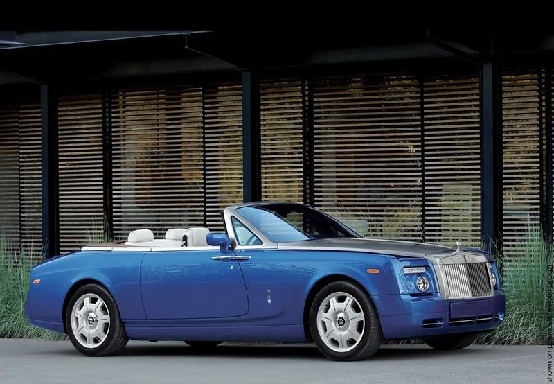 Десять роскошных автомобилей на следующий год (10 фото)