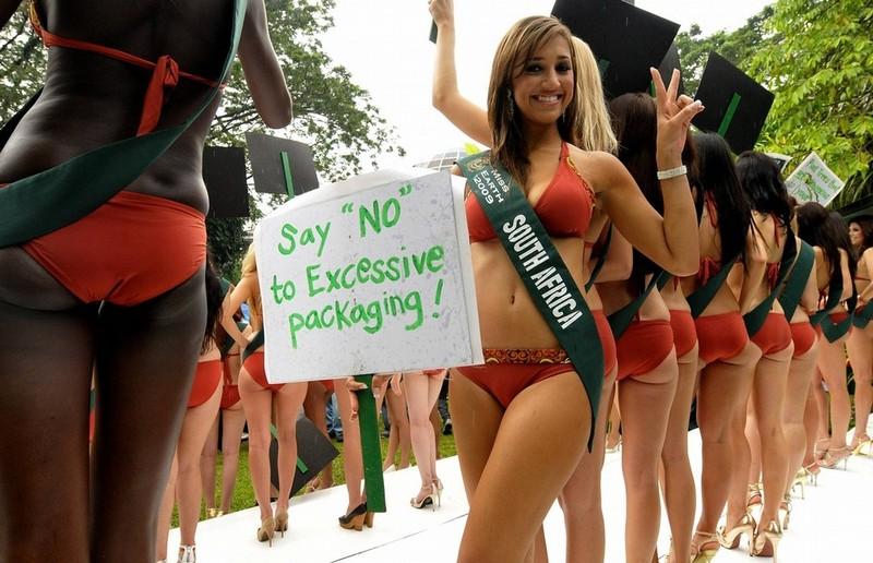 Мисс земля 2009