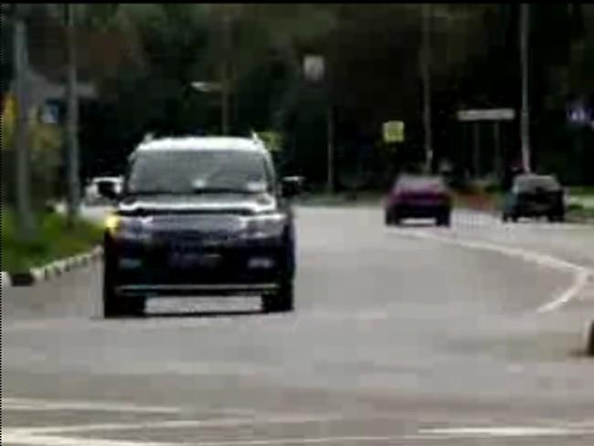 Дорожные знаки (видео)