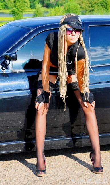 Участница конкурса Мисс VAZ (18 фото)