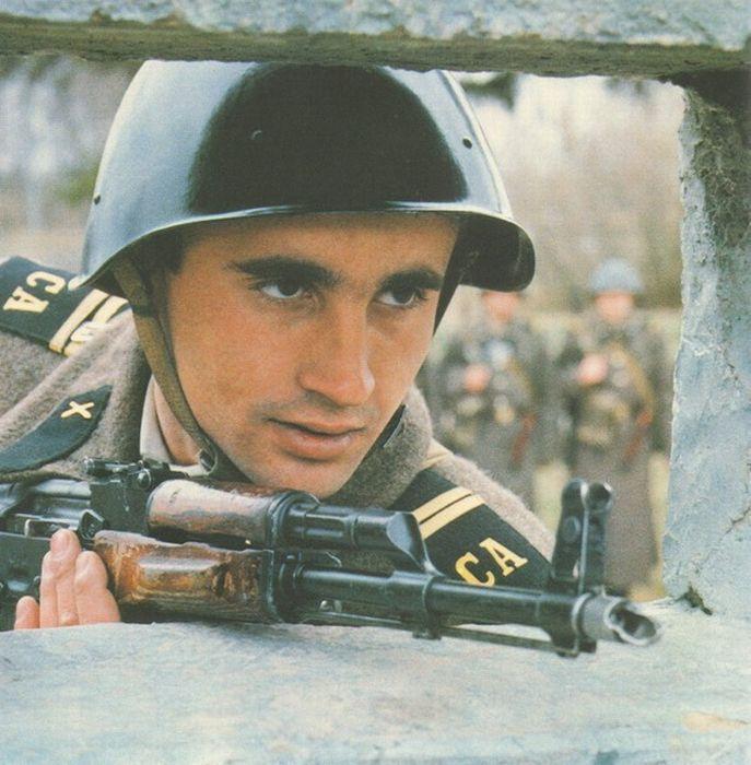 солдат ссср фото этой статье