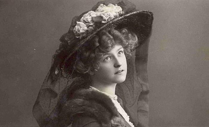 Красавицы. Конец 19-начало 20 века. (96 фото)