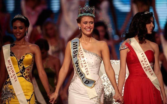 «Мисс Мира-2010» стала вегетарианка из Америки (25 фото)