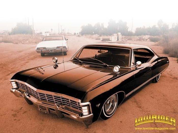 Chevrolet Impala - заветная мечта (20 фото)