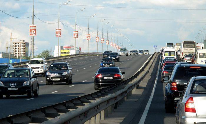 Комментарии Курзенкова Г.К. по поводу езды по встречной полосе (4 фото+текст)