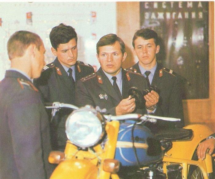Милиция Советских времен (58 фото)