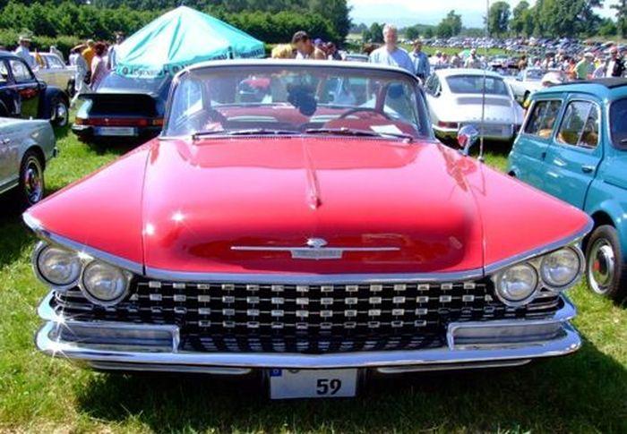 Итак по порядку: 1959 Buick Lesabre
