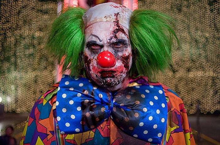 Адские клоуны (14 фото)