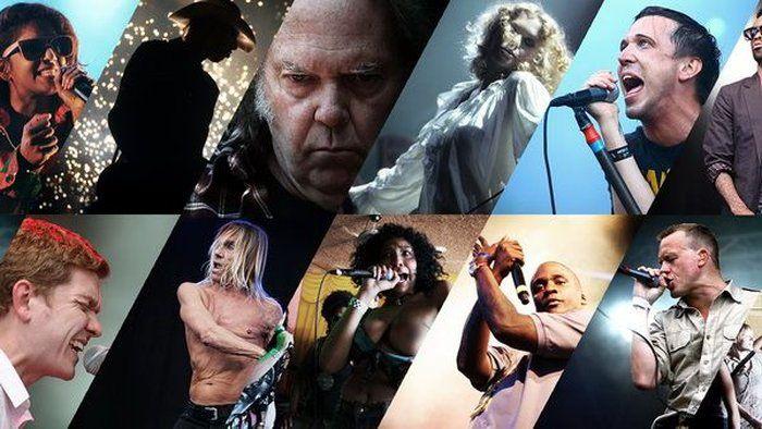 80 лучших концертных фотографий (80 фото)