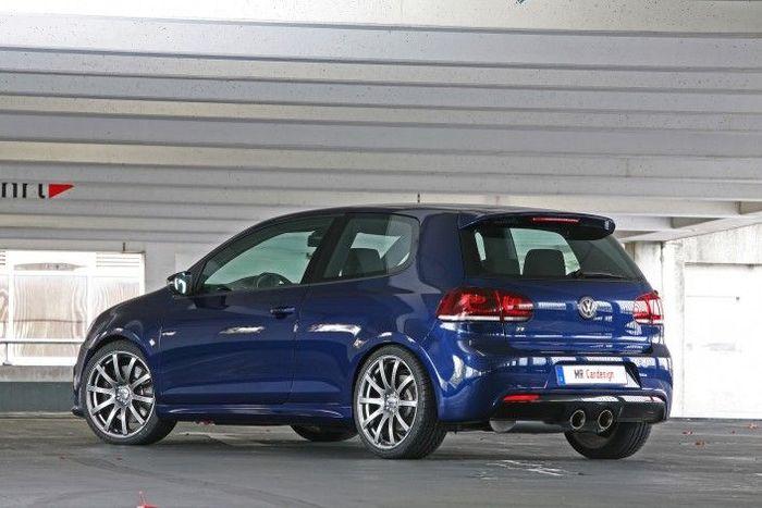 MR Car Design разогрели Volkswagen Golf R (7 фото)