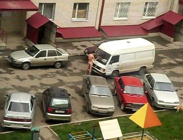 Ставропольский тарзан (видео)