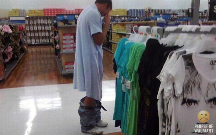 Люди из супермаркетов (94 фото)