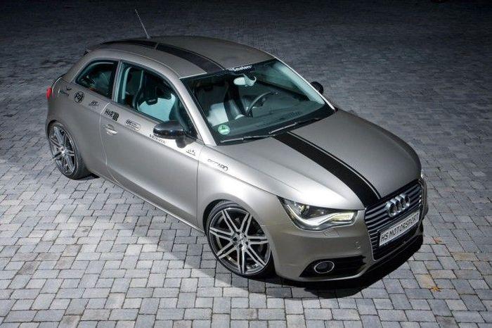 Audi A1 от HS Motorsport (8 фото)