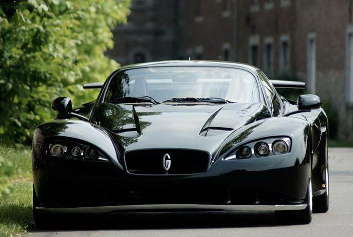 Gillet Automobiles выпустили самый доступный суперкар Vertigo.5 Spirit (10 фото)