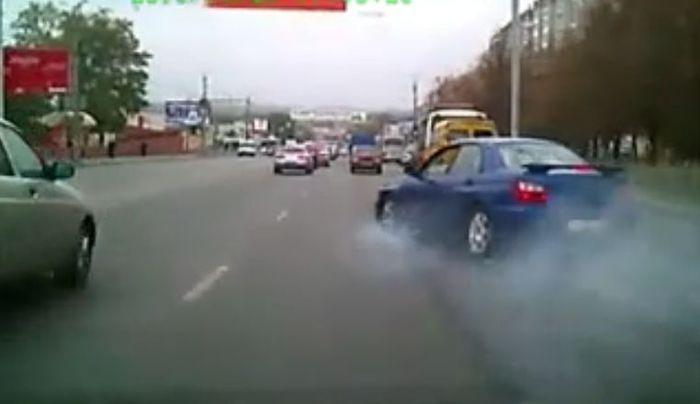 Авария дня часть 61 (фото+видео)