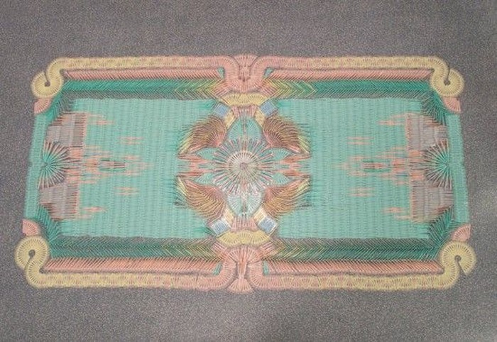 Необычные ковры (18 фото)