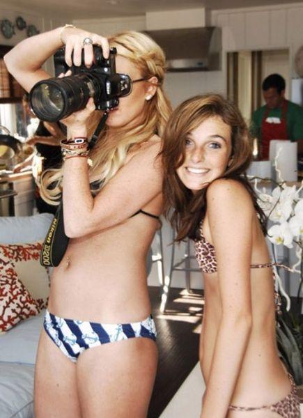 Симпотичные фотографы (25 фото)