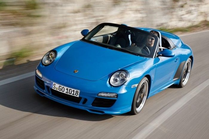 Porsche 911 Speedster полностью распродан! (19 фото)