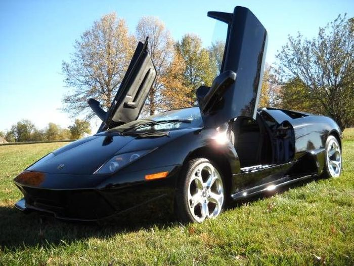 Lamborghini Murcielago за 45000$ не хотите ли? (28 фото)