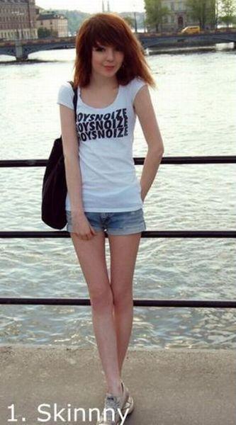 Фото девочек любительское ню