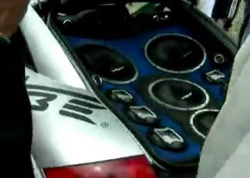 Автозвук в Audi TT