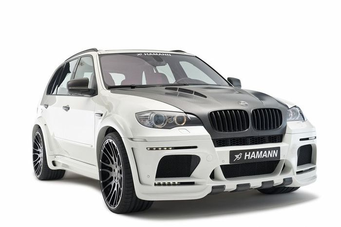 Ателье Hamann прокачало BMW X5 M (25 фото)