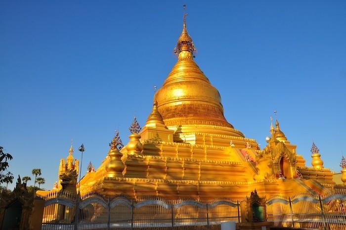 Золотая страна Мьянма (38 фото)