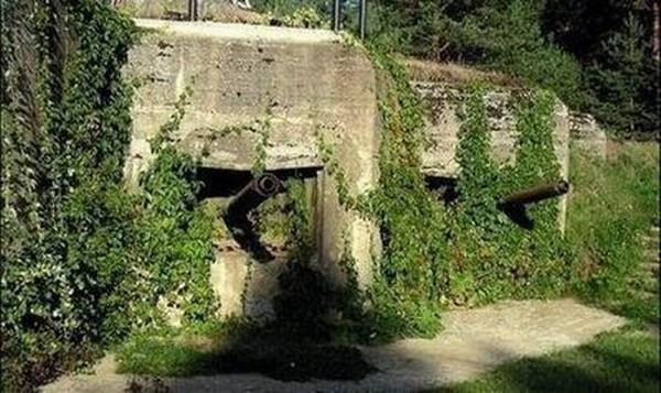 Русский бункер второй мировой (12 фото)