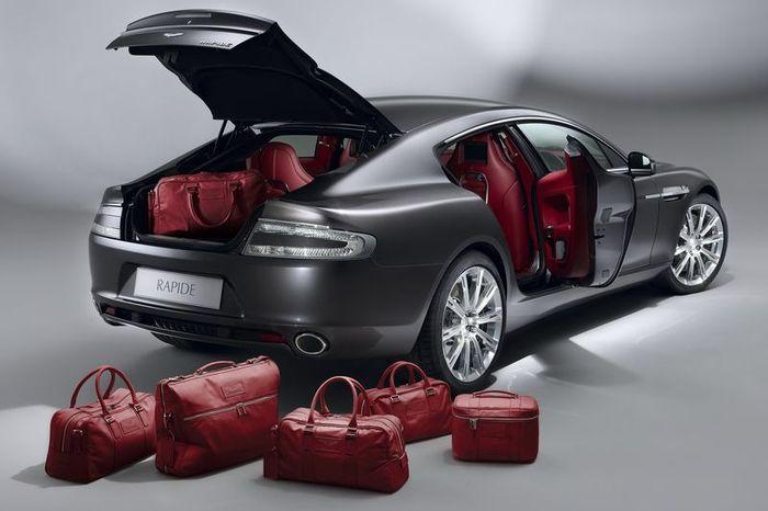 Версия Luxe для Aston Martin Rapide (13 фото)
