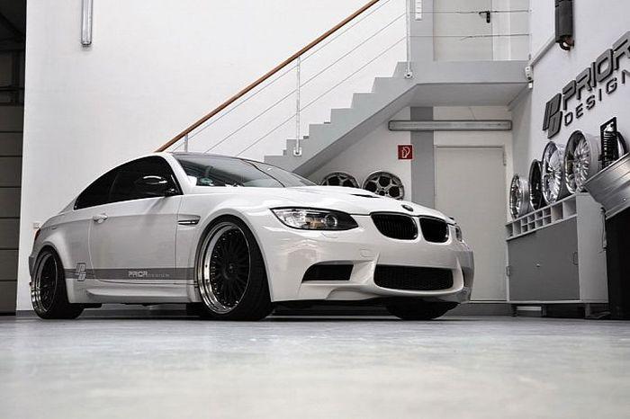Купе BMW 3 Series от Prior Design (12 фото)