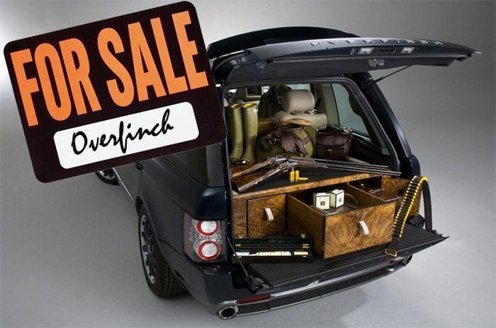 Британский тюнер Overfinch ищет нового собственника! (37 фото)