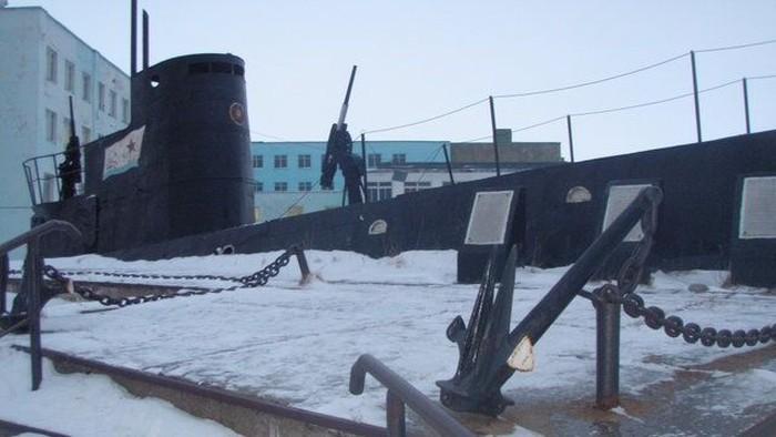 Заброшенный военный городок (34 фото)