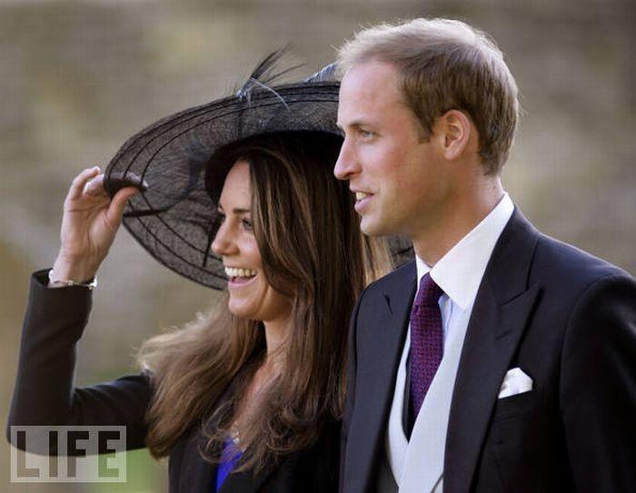Принц Уильям и его будущая супруга Кейт Миддлтон (20 фото)
