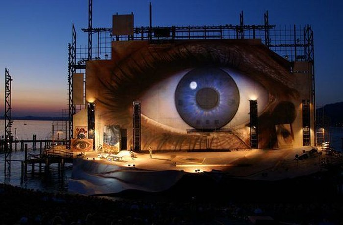Театр на воде (10 фото)