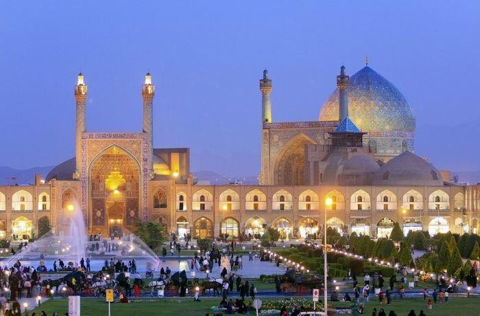 Исламская архитектура. Иран. (121 фото)