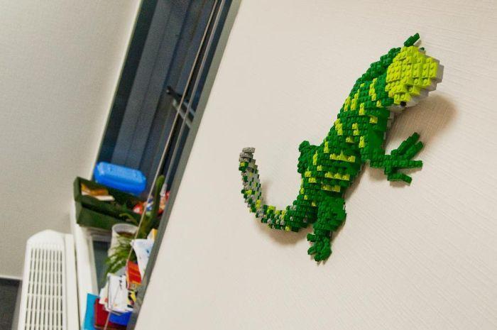Необычный офис: работа среди игрушек (47 фото)