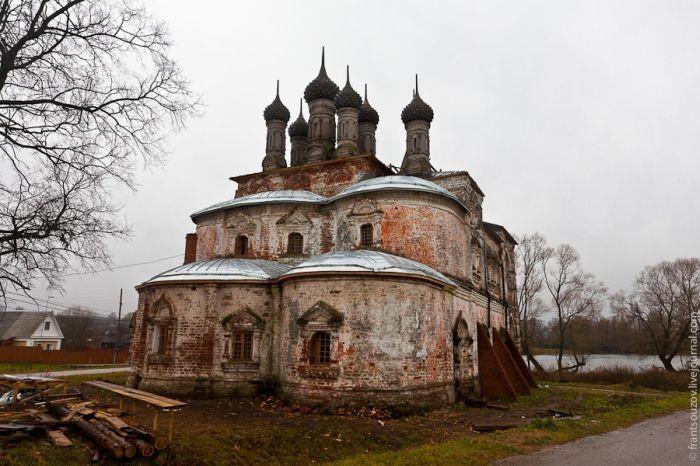 Церкви Ивановской области (29 фото)
