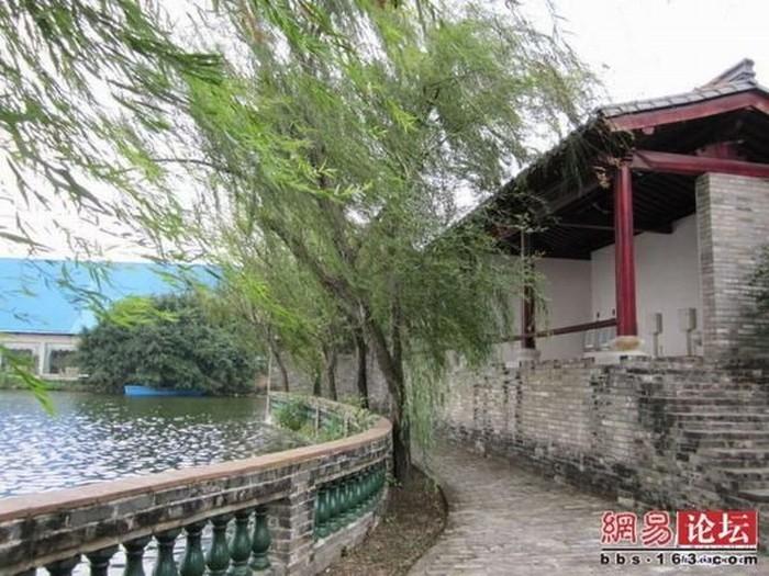 Туалет в Китае (3 фото)