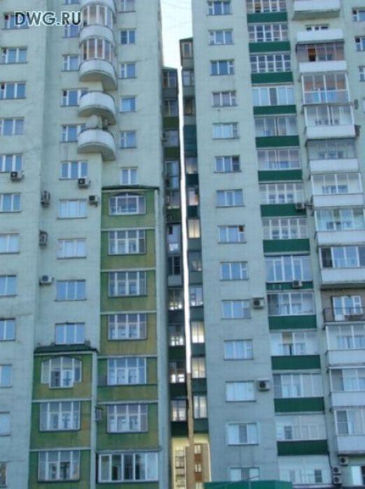 Таинственные строения (55 фото)
