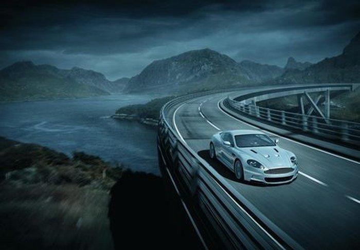 Поклонник Бонда купил утопленный Aston Martin DBS за 350 000 долларов (4 фото)