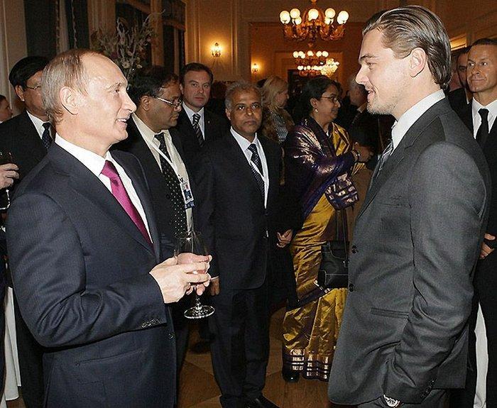Тигриный форум в Петербурге (11 фото+текст)